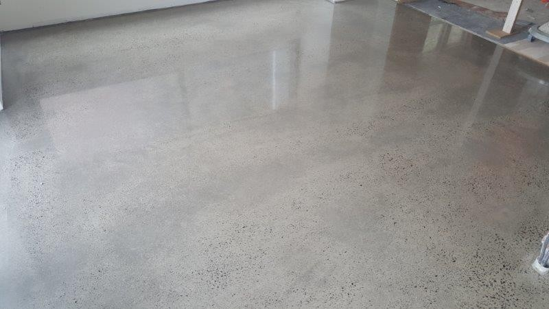 Empresa de polimento de concreto